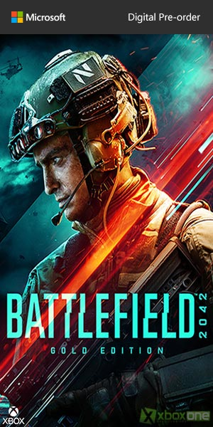 Pre-order Battlefield 2042 Gold Edition for Xbox One and Xbox Series X