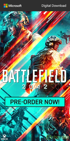 Pre-order Battlefield 2042 for Xbox One & Xbox Series X|S
