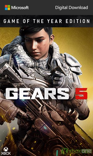 Gears 5 Game Of The Year Edition for Xbox One and Xbox Series X/S