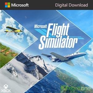 Buy Microsoft Flight Simulator for Xbox
