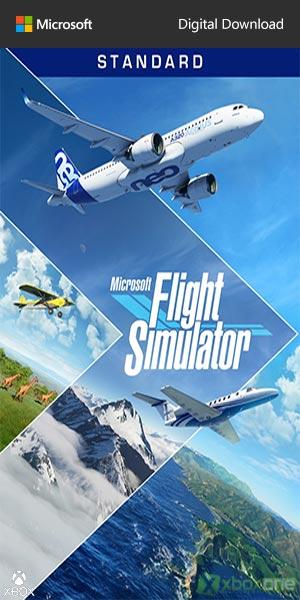 Buy Microsoft Flight Simulator Standard Edition for Xbox Series XS