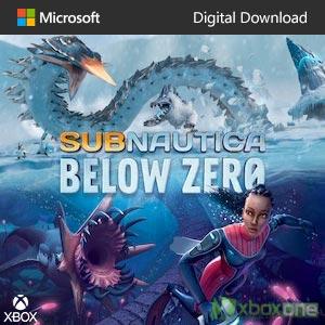 Buy Subnautica Below Zero for XBOX